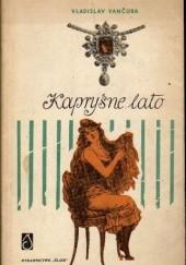 Okładka książki Kapryśne lato