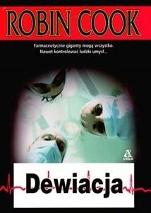 Okładka książki Dewiacja Robin Cook