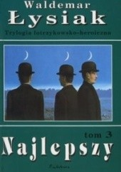 Okładka książki Najlepszy Waldemar Łysiak