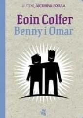 Okładka książki Benny i Omar Eoin Colfer