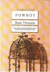 Okładka książki Powrót Rose Tremain