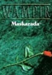 Okładka książki Wampir Maskarada White Wolf