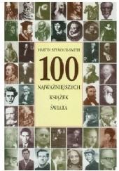 Okładka książki 100 najważniejszych książek świata Martin Seymour-Smith