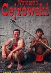 Okładka książki WC na końcu Orinoko Wojciech Cejrowski