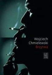 Okładka książki Brzytwa Wojciech Chmielewski