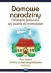 Okładka książki Domowe narodziny Ewa Janiuk