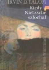 Okładka książki Kiedy Nietzsche szlochał Irvin David Yalom