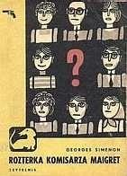 Okładka książki Rozterka komisarza Maigret
