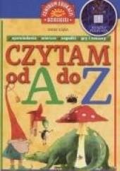 Okładka książki Czytam od a do z Anna Sójka