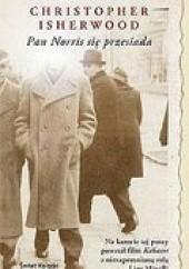Okładka książki Pan Norris się przesiada Christopher Isherwood