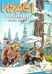 Okładka książki Usagi Yojimbo: Pory roku Stan Sakai