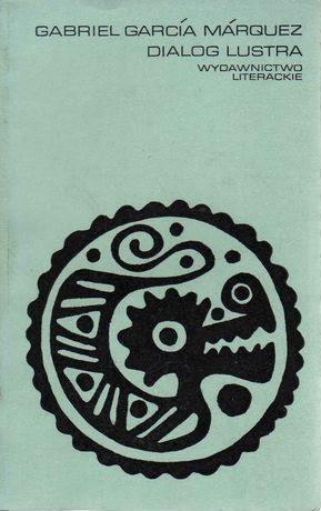 Okładka książki Dialog lustra