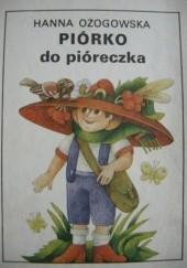 Okładka książki Piórko do pióreczka Hanna Ożogowska