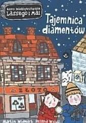 Okładka książki Tajemnica diamentów Martin Widmark,Helena Willis