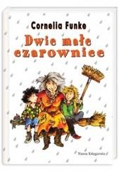Okładka książki Dwie małe czarownice Cornelia Funke