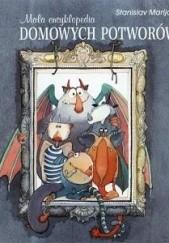 Okładka książki Mała encyklopedia domowych potworów II Stanislav Marijanović