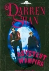 Okładka książki Asystent Wampira Darren Shan