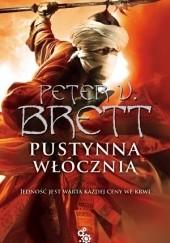 Okładka książki Pustynna Włócznia: Księga II Peter V. Brett
