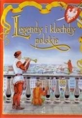 Okładka książki Legendy i klechdy polskie Edyta Wygonik-Barzyk