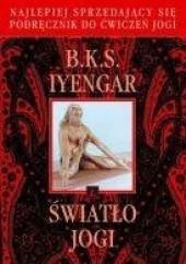 Okładka książki Światło jogi B. K. S. Iyengar
