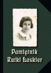 Okładka książki Pamiętnik Rutki Laskier Rutka Laskier
