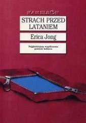 Okładka książki Strach przed lataniem Erica Jong