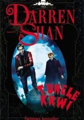Okładka książki Tunele krwi Darren Shan