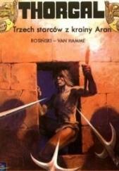 Okładka książki Thorgal: Trzech starców z krainy Aran Grzegorz Rosiński,Jean Van Hamme