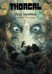 Okładka książki Thorgal: Oczy Tanatloca Grzegorz Rosiński,Jean Van Hamme