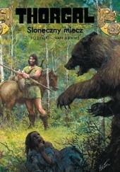 Okładka książki Thorgal: Słoneczny miecz Grzegorz Rosiński,Jean Van Hamme
