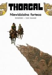 Okładka książki Thorgal: Niewidzialna forteca Grzegorz Rosiński,Jean Van Hamme