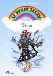 Okładka książki U kresu tęczy. Zima Katarzyna Winters