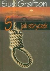 Okładka książki S jak stryczek Sue Grafton
