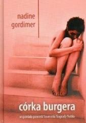 Okładka książki Córka Burgera Nadine Gordimer