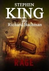Okładka książki Rage Richard Bachman