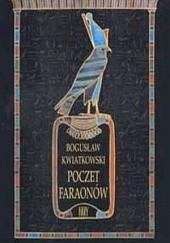 Okładka książki Poczet faraonów Bogusław Kwiatkowski