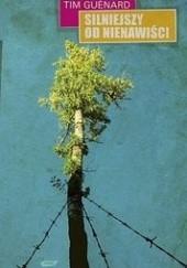 Okładka książki Silniejszy od nienawiści Tim Guénard