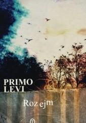 Okładka książki Rozejm Primo Levi