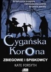 Okładka książki Zbiegowie i spiskowcy Kate Forsyth