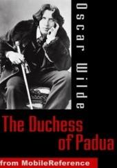 Okładka książki The Duchess of Padua