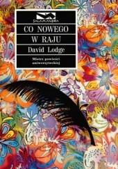 Okładka książki Co nowego w raju David Lodge