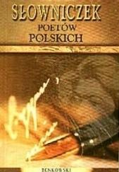 Okładka książki Słowniczek poetów polskich Anna Kietlińska