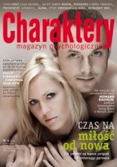 Okładka książki Charaktery, nr 6 / 2010 Redakcja miesięcznika Charaktery
