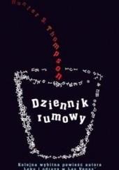 Okładka książki Dziennik rumowy Hunter S. Thompson