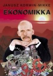 Okładka książki Ekonomikka Janusz Korwin-Mikke