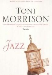 Okładka książki Jazz Toni Morrison
