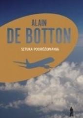 Okładka książki Sztuka podróżowania Alain de Botton