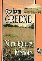 Okładka książki Monsignore Kichote Graham Greene