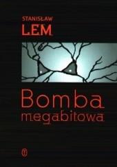 Okładka książki Bomba Megabitowa Stanisław Lem