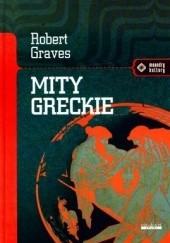 Okładka książki Mity greckie Robert Graves